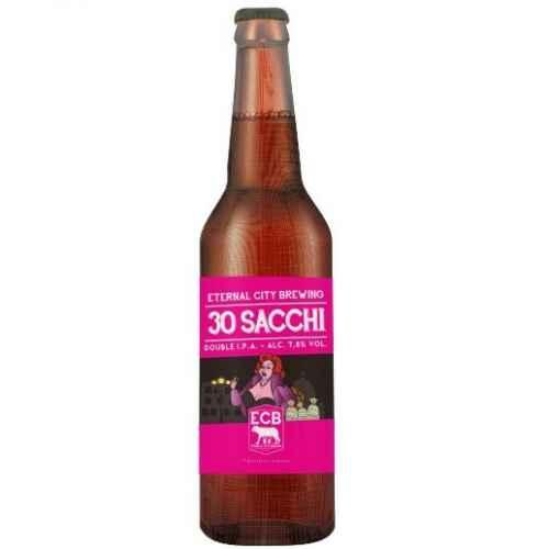 30 Sacchi ECB bottiglie 12x33cl